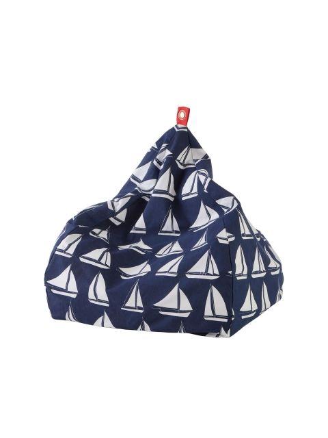 OCEANIC NAVY BEAN BAG COVER BLUE (SMALL) BEAN BAGS