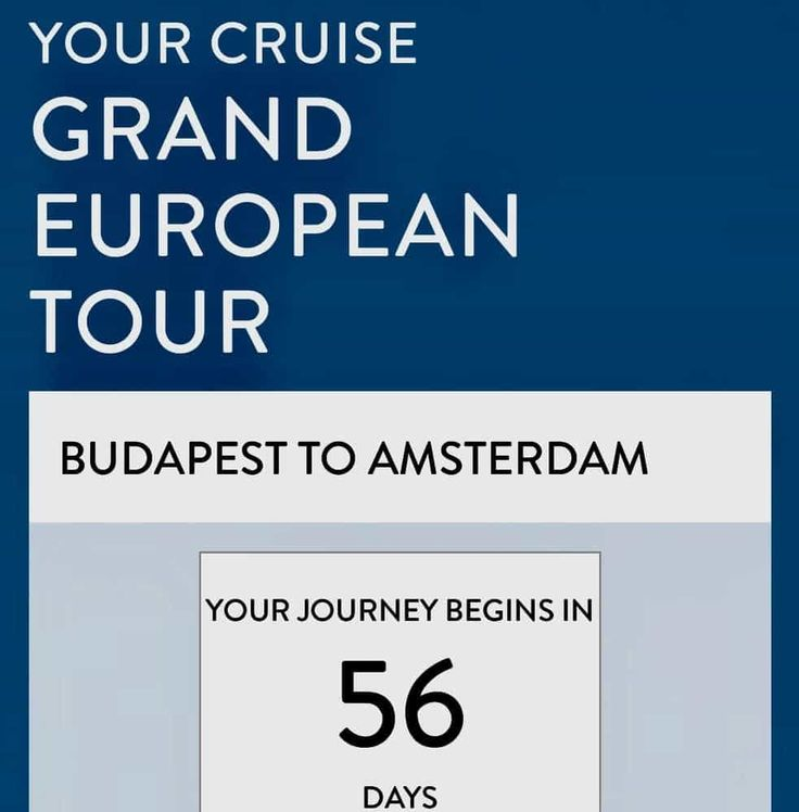 In June, we return to Viking River Cruises for a 15-day Grand European Tour itinerary, sailing from Budapest to Amsterdam. As with any travel, being preparedoften makes the difference between a good experience and a