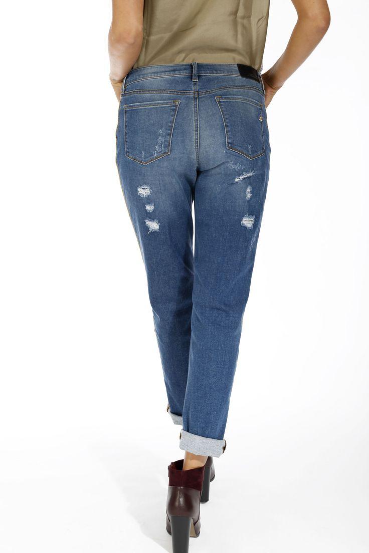 Jeans Mason's donna modello Andrea boyfriend fit - Masons