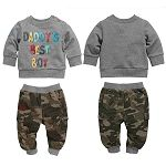 Daddy's Best Boy Outfit