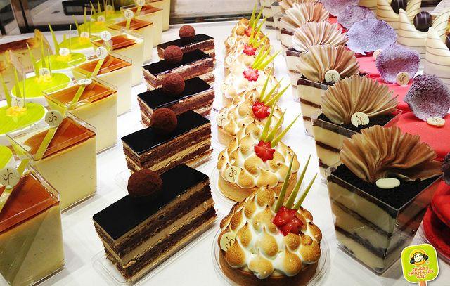 Jean Philippe Patisserie - pastries 1 - Las Vegas