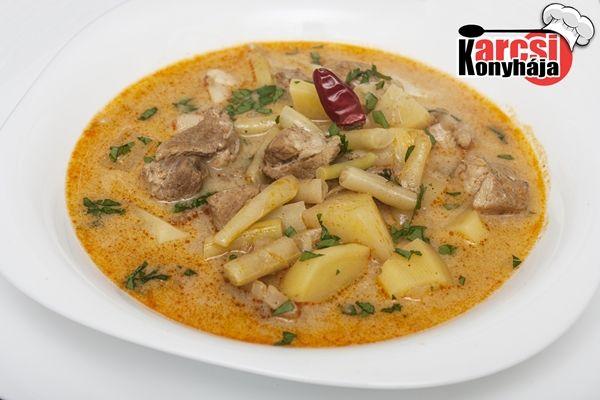 Eredeti palóc leves - Karcsi konyhája
