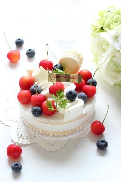 「ビスキュイで作る☆スコップケーキ ~カップショートケーキ風」Minami | お菓子・パンのレシピや作り方【cotta*コッタ】