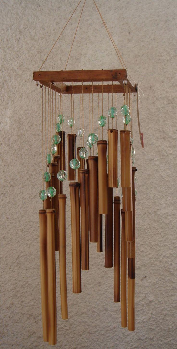 1044 best avec du bois images on pinterest bricolage for Crafts using bamboo