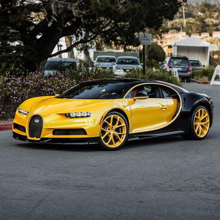 Bugatti Chiron   Car