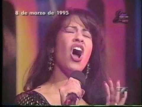 Selena - Amor Prohibido - Live