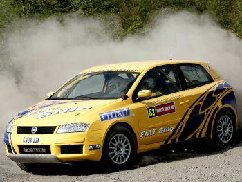 Fiat Stilo Abarth Rally (192) '2002–05