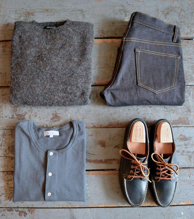 Howlin' - Birth of Cool Mercury Sweater