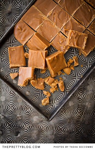 Real Fudge {Recipe}