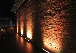 uplight a brick wall - Google Search