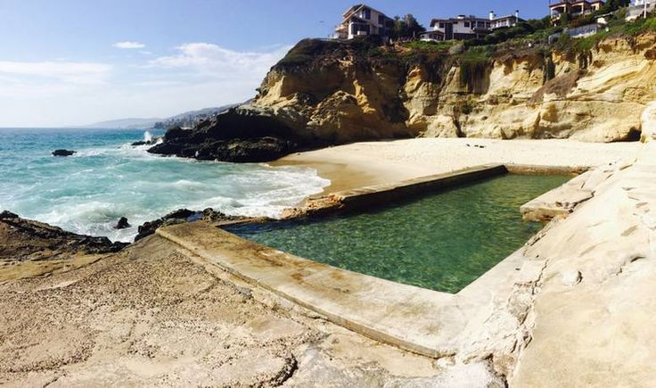 1000 Steps Beach Not So Secret Saltwater Pools.1000 Steps is located South Laguna Beach Pacific Coast Highway & 9th Ave. Beach caves & tide pools