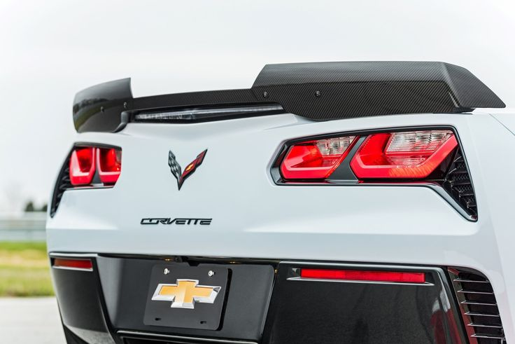 2018 Chevrolet Corvette Carbon65 Edition