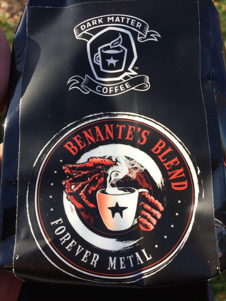 Dark Matter x Benante Blend LTD ED 8oz coffee / CharlieBenanteStore