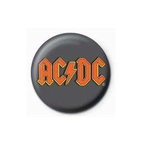 Pyramid International Rozet - AC/DC (Logo) - 25 mm Rozet - BunlardanIstiyorum.com