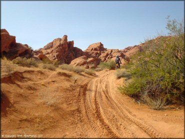 Logandale Trails, North of Valley of Fire, NV