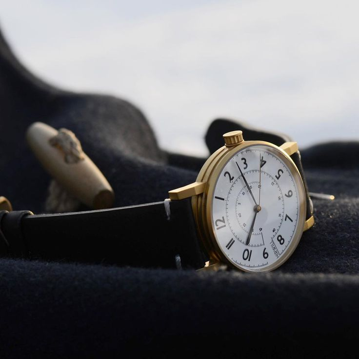 Hirwill 01 - Vintage style watch