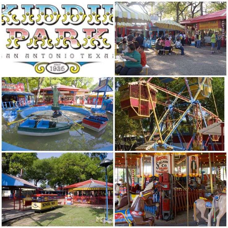 Kiddie Park Is The Perfect Place For Children It Is The