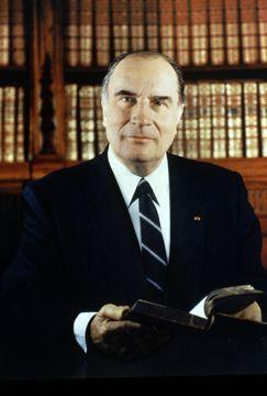 François Mitterrand (1916-1996) - Présidence de la République