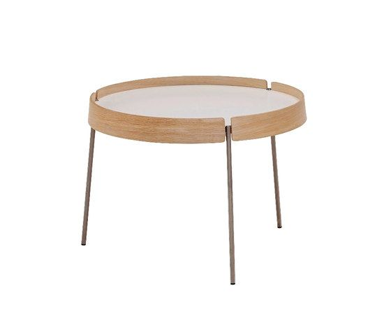 NAVER COLLECTION   AK710 TURN Table   Design: Nissen & Gehl mdd.