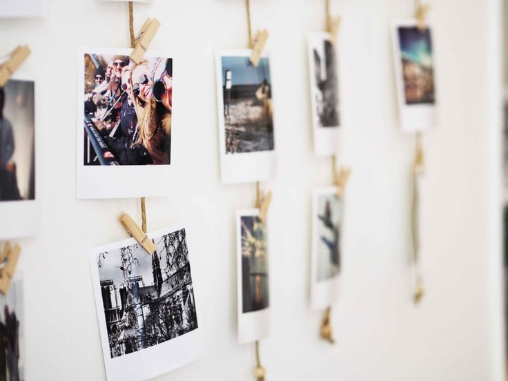 DIY : comment accrocher ses photos Polaroïd - Like A Bobo