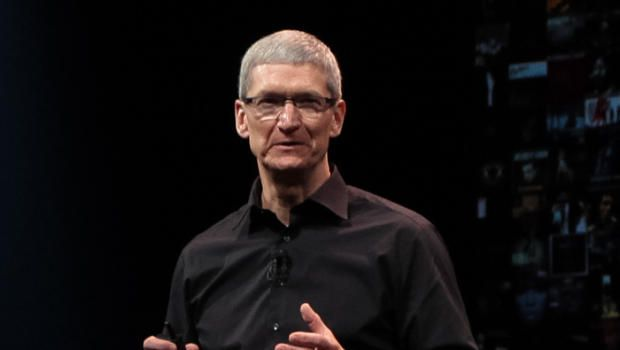 Apple CEO Tim Cook says Macs will be made in the U.S.