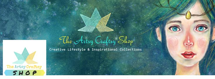 The Artsy Craftsy blog finally released its own merchandise! Starting from #handmade  #creative #entrepreneur #lifestyle #diy #art #magic #goddess