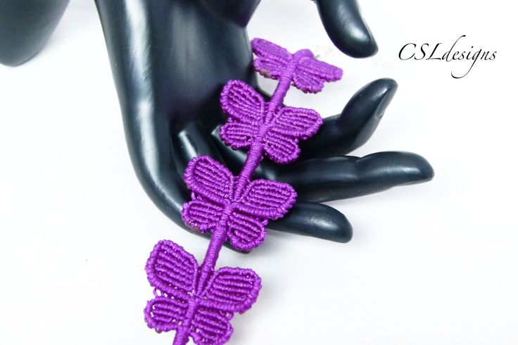 I have uploaded a new video to my Youtube channel. In this tutorial I show you how to make a butterfly macrame bracelet. Please feel free to go and have a look and give it a go yourself and I hope you enjoy.https://www.youtube.com/watch?v=IyyUs_K025c