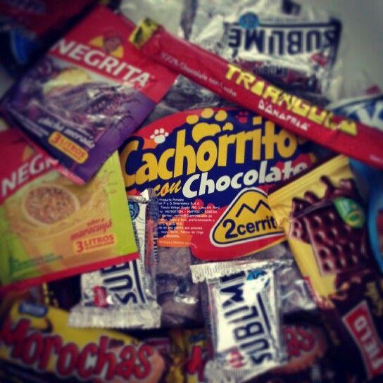 Peruvian candy