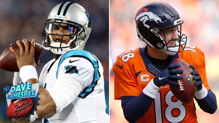 Cam Newton vs Peyton Manning: Battle of the Ages | Dave Dameshek Footbal...