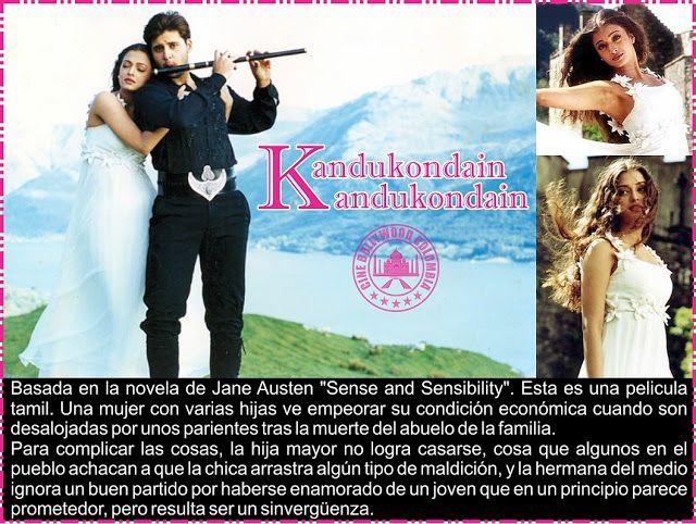Cine Bollywood Colombia: KANDUKONDAIN KANDUKONDAIN