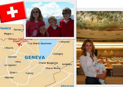 {Viajar con niños} Ginebra | Bebestilo