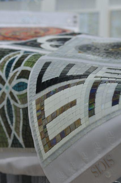 Lettere di mosaico