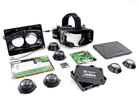 GDCで話題を集めたVRヘッドセット「Oculus RIFT」 [Pre Order Now]