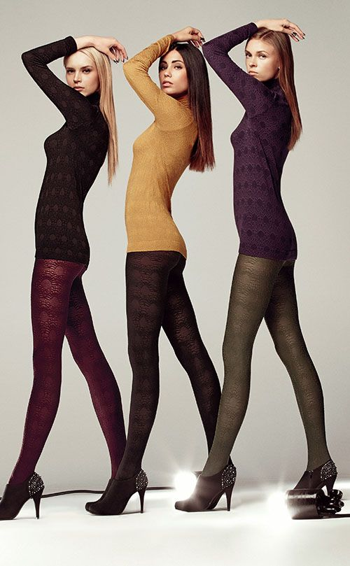 Donna | Calze e Collant | VOYAGE MAGLIA, VOYAGE COLLANT | Goldenpoint
