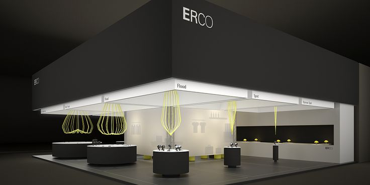 ERCO - Events - EuroShop 2017, Düsseldorf