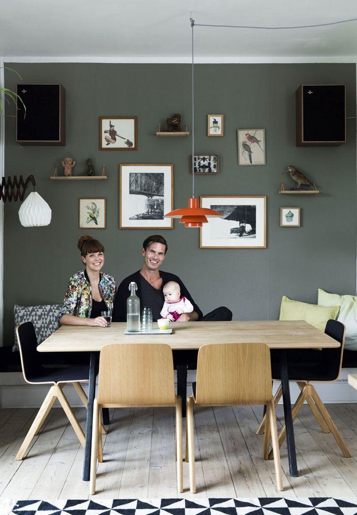 aire de jeux cr atifs dans l 39 appartement classique dans le quartier de n rrebro boligmagasinet. Black Bedroom Furniture Sets. Home Design Ideas