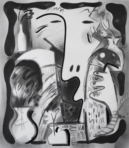 Paddle8: Autorretrato con Zanahoria - Brian Scott Campbel