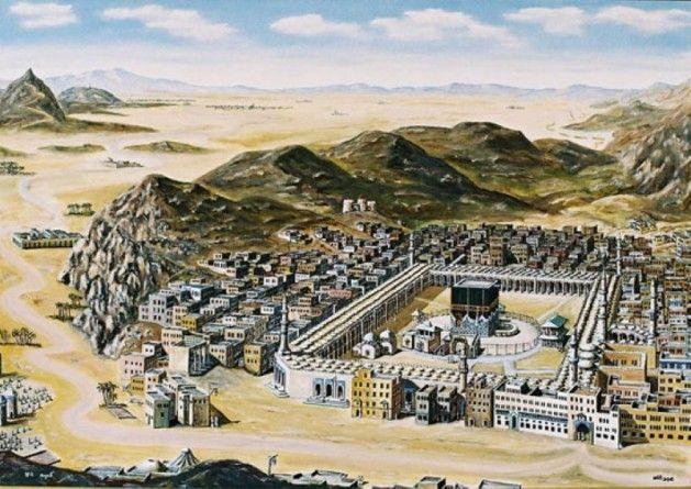 İslamiyet Neden Mekke'den Yayıldı ?
