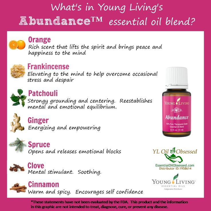 Essential Oil Stain Remover Young Living