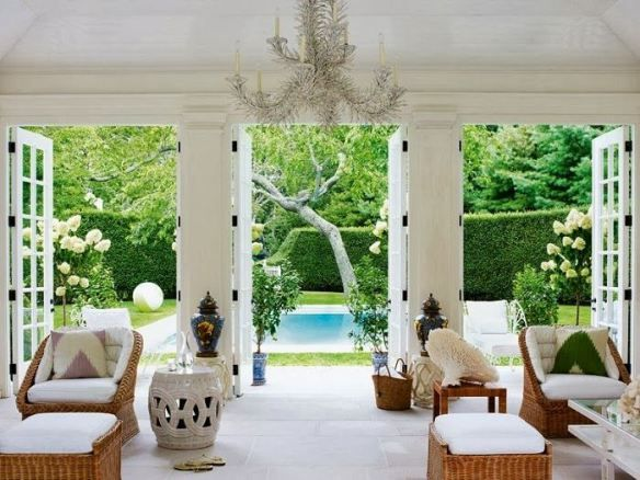 Aerin Lauder Hamptons Beauty at Home