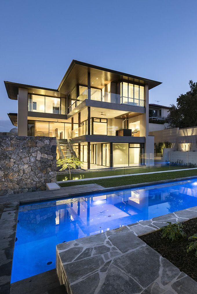 Contemporary Homes With Cedar Siding Modern Cedar Siding: Lagunabay: Lagunabay /// Twitter / Music / Instagram