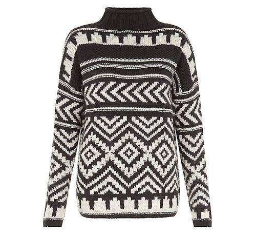 Très joli ce pull aztèque New Look >> http://ptilien.fr/pAZg