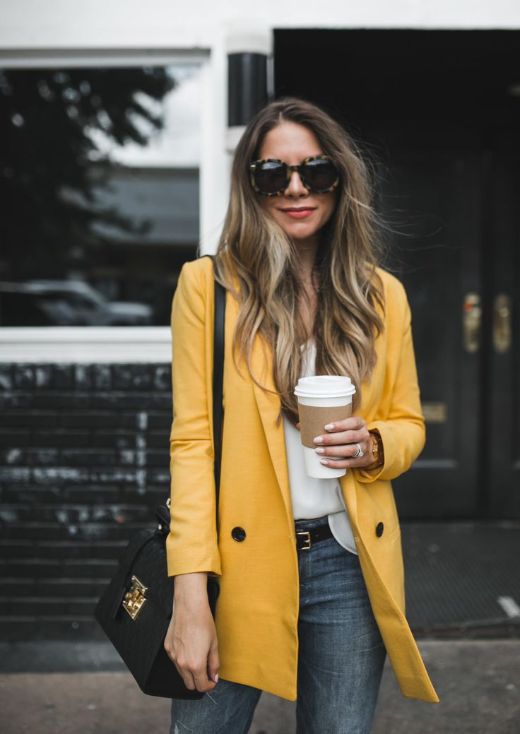 Wearing Yellow for Fall 2017   The Teacher Diva: a Dallas Fashion Blog featuring Beauty & Lifestyle