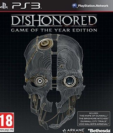 Dishonored Goty @ Rs.599  Amazon
