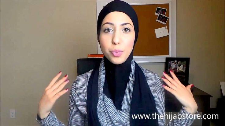 Hijab Tutorial   How to Wear Hijab   Infinity Hijab Style   TheHijabStor...