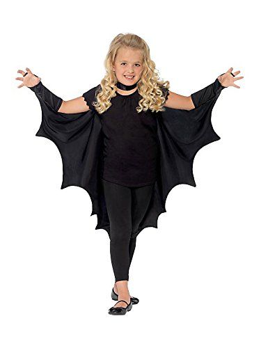 Vampire Bat Wings With High Collar Costume for Kids Smiffy's http://www.amazon.com/dp/B00SFZYXAK/ref=cm_sw_r_pi_dp_H2h-vb06VEM41