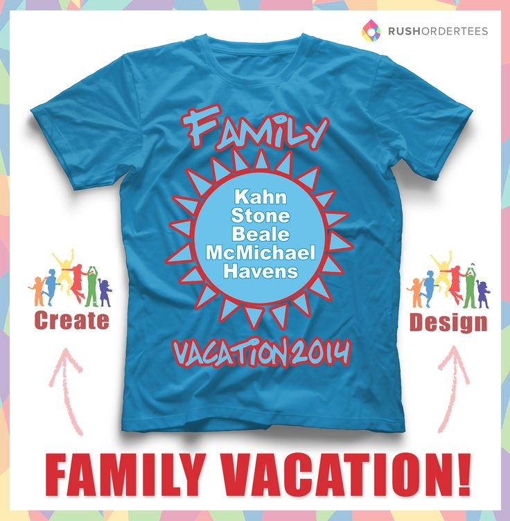 52 Best Images About Family Travel On Pinterest: 17 Best Images About Family Vacation T-Shirt Design Idea's