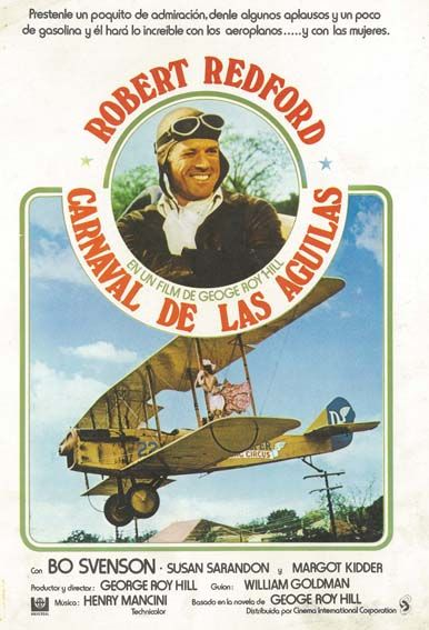 "Carnaval de las águilas (1975) ""The Great Waldo Pepper"" de George Roy Hill - tt0073075"