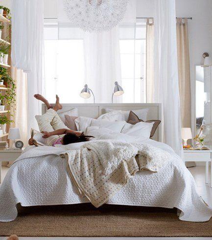 Oltre 25 fantastiche idee su camere da letto stile country for Arredamento shabby chic ikea