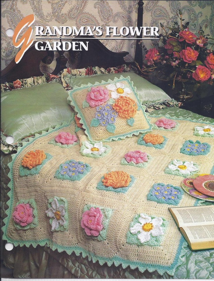 Pictures Afghan Crochet Pattern Annie S Quilt Afghan Club ...